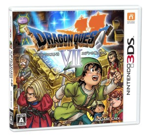 Dragon Quest VII. Lots of text but are JRPGs best to learn with?